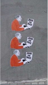 Trabajar (explotado) o morir