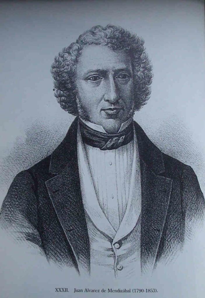 Retrato de Alvarez Mendizabal