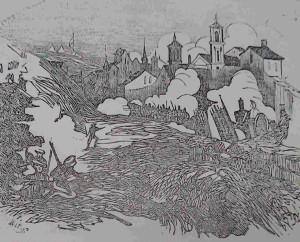 Mientras el Pueblo Vasco luchaba por la soberanía inscrita en sus fueros, en la lucha por la posesión de Bilbao se dirimía el rumbo de las inversiones y el crédito principalmente británico, aunque también francés, entre las distintas facciones de la oligarquía.