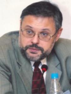 Fitografía del economista ruso Mikhail Kazhim