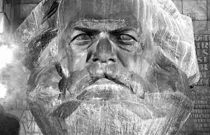 Busto de Karl Marx