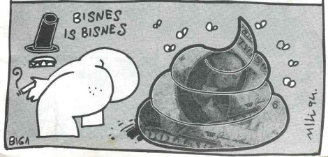 Bisnis is bisnis