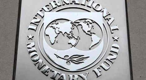 Logo del Fondo Monetario Internacional