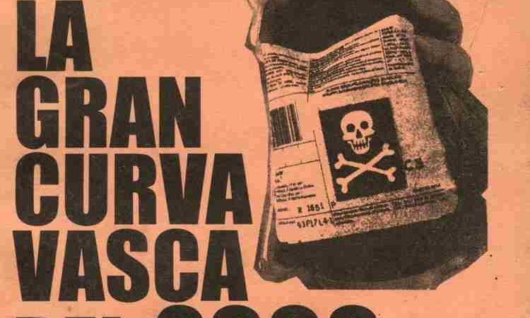 """LIBRO: """"La Gran Curva Vasca del 2000""""."""