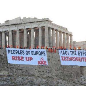 El colapso de la socialdemocracia y el neorreformismo europeos en Grecia: La expulsión del proletariado.