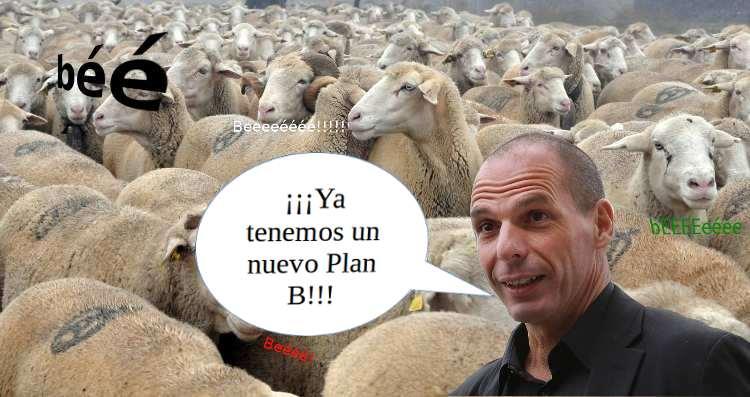 Plan Beeee de Varoufakus