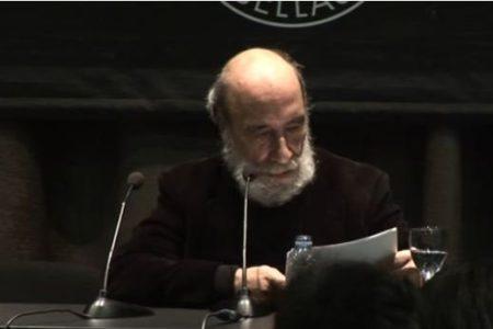 [POESÍA] Raul Zurita: Canto a su amor desaparecido.