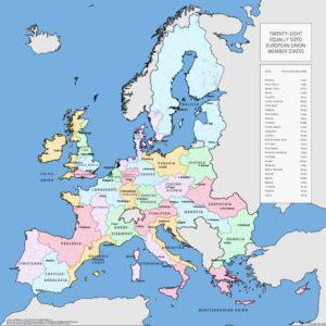 De la Europa de los Pueblos a la Europa de las Poblaciones: Baskonia su segundo país más grande.