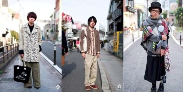 Jóvenes herviboros japoneses