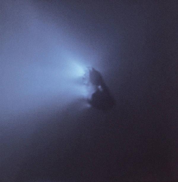 Cometa Hallley nómada de la Nube de Oort