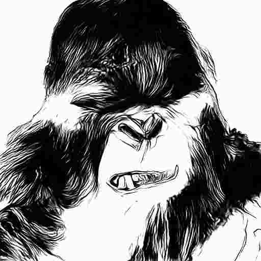 King Kong, un monstruo con algo de hombre y algo de animal, como los hijos humanoides del tecnomalthusiano Izpisua