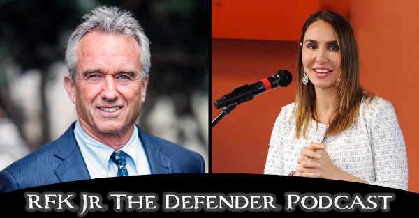 Durante la pandemia, las escuelas han enseñado a los niños a estar ansiosos y temerosos, dijo Leila Centner al presidente de Children's Health Defense , Robert F. Kennedy, Jr., en el RFK Jr. The Defender Podcast.